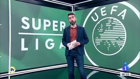 Ir al VideoLos supervivientes de la Superliga siguen adelante pero replantearán el proyecto