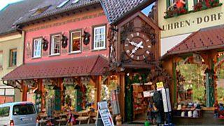 Paraísos cercanos - Suroeste alemán