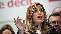 "Ir al VideoSusana Díaz: ""No voy a pactar con nadie, porque vamos a gobernar en solitario"""