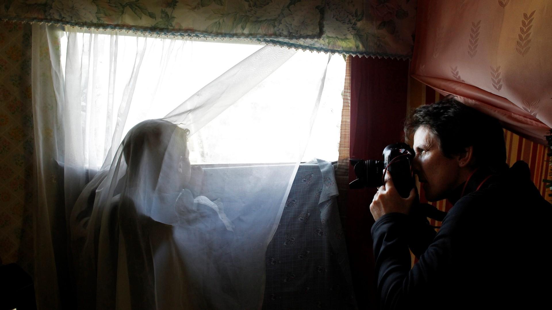 Ir al VideoSusana Vera, primera española que gana el premio Pulitzer de Fotografía