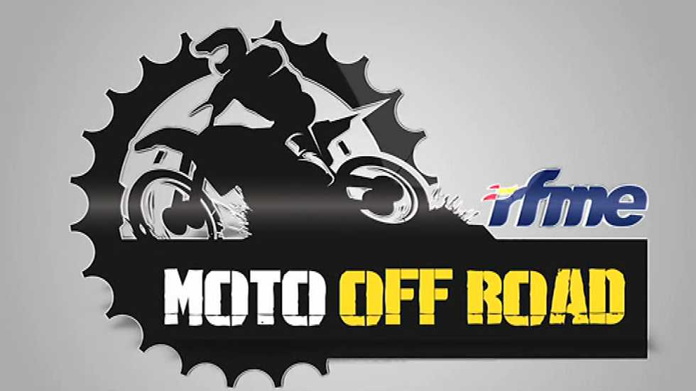 Moto Off Road. RFME - T2 - Programa 10