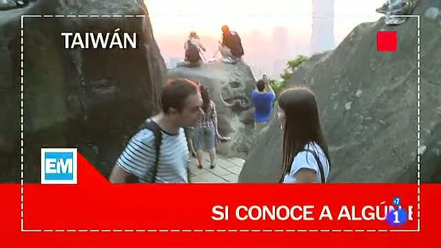 Españoles en el mundo -Taiwan - Tomas falsas