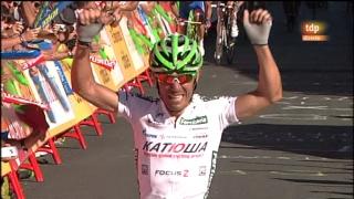Vuelta ciclista a España -  8ª Etapa: Talavera de la Reina/San Lorenzo del Escorial - 27/08/11