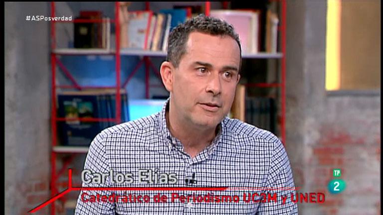 La Aventura del Saber. TVE. Carlos Elías