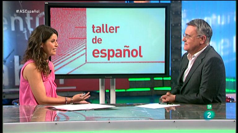 La Aventura del Saber. Taller de español. Lola Pons. 'vosotros, ustedes, tú, vos¿'