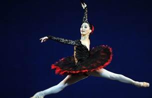 Tamara Rojo, con el Royal Ballet de Londres en La Habana