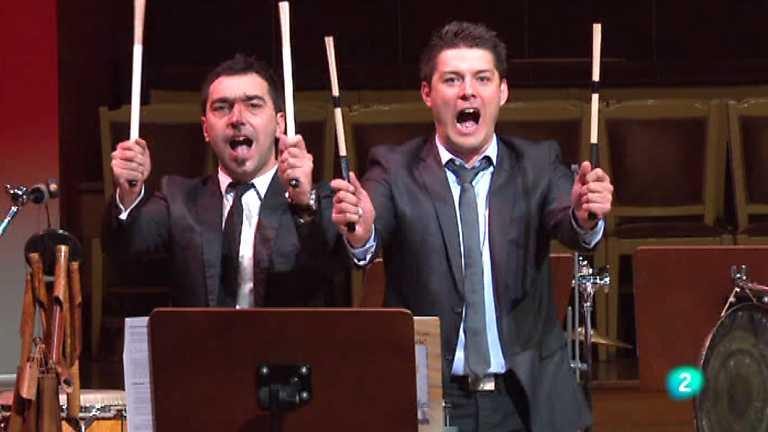 Los conciertos de La 2 - Ciclo de cámara 2012: Tambores del mundo