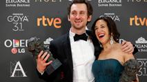 Ir al Video'Tarde para la ira'. premio Goya a la mejor película de 2017