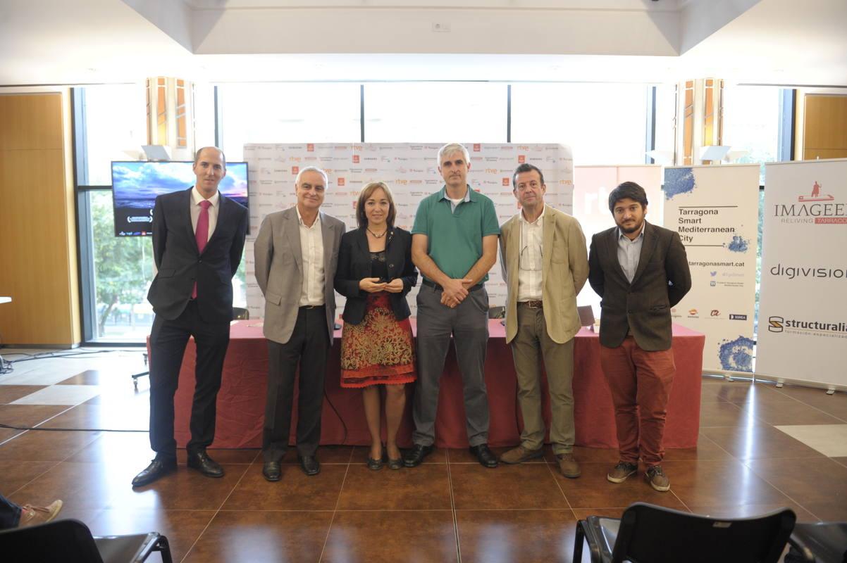 Tarragona ha acogido la presentación de 'Ingeniería Romana'