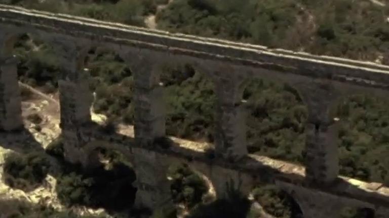 A vista de pájaro - Tarragona