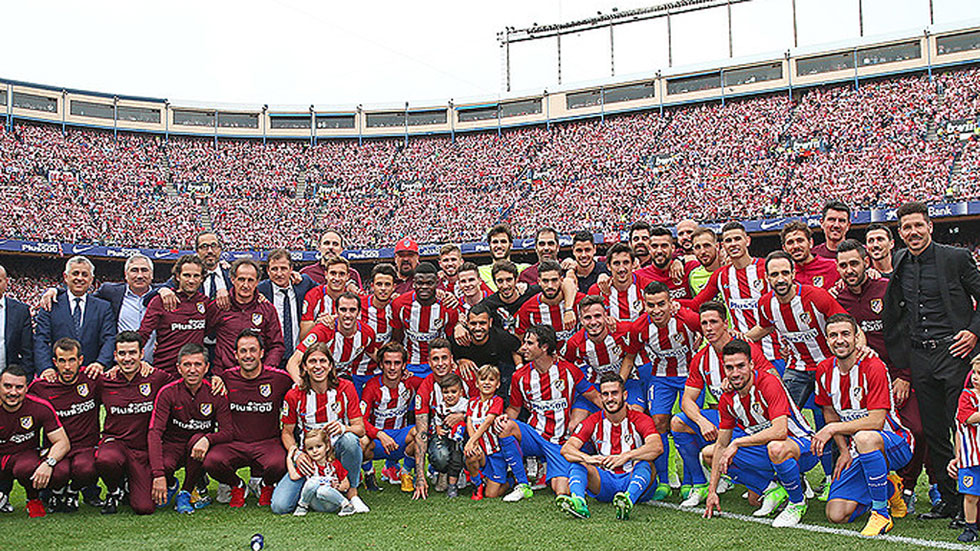 El TAS mantiene la prohibición de fichar al Atlético de Madrid