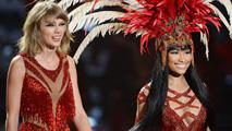 Ir al VideoTaylor Swift, la gran triunfadora en los 'MTV Video Music Awards'