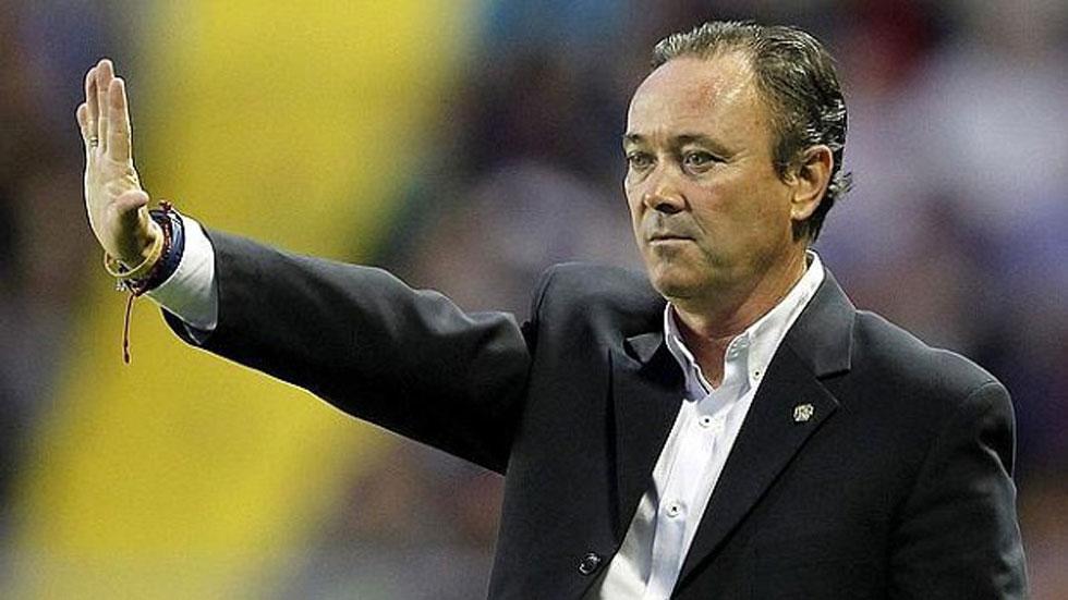Juan Ignacio Martínez será entrenador del Almería hasta final temporada