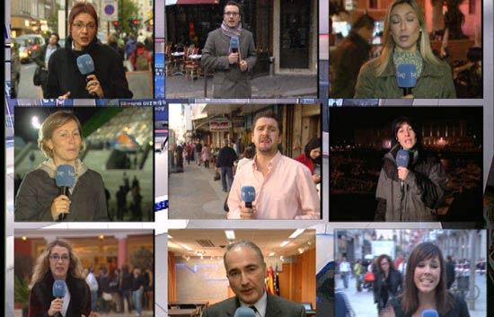 Los informativos de Televisión Española reciben un nuevo reconocimiento