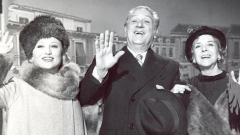 Teatro en el Archivo de RTVE