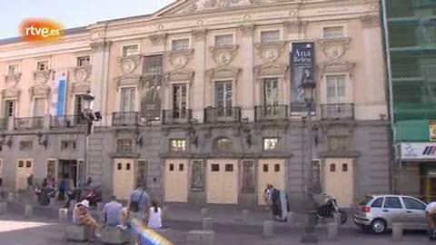 El Teatro Español, por dentro