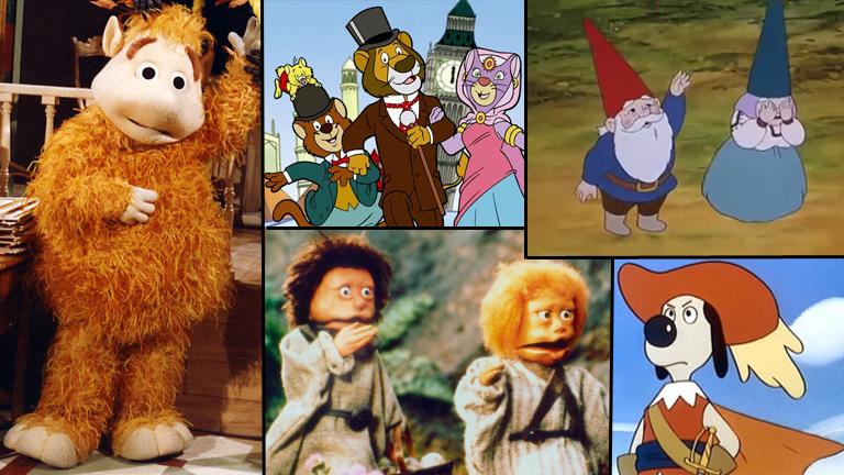 Veranos Azules - Las series infantiles de la televisión de los 80