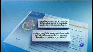 Telediario - 15 horas - 14/04/12