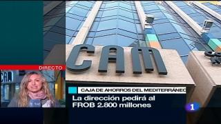 Telediario - 21 horas - 01/04/11