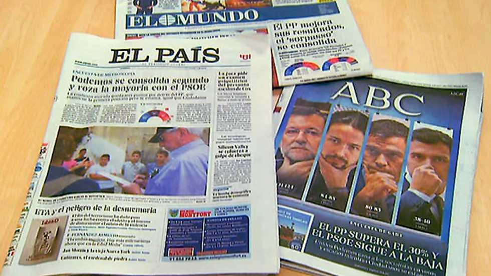 Telediario - 21 horas - 19/06/16