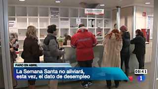 Telediario - 8.30 horas - 04/05/12