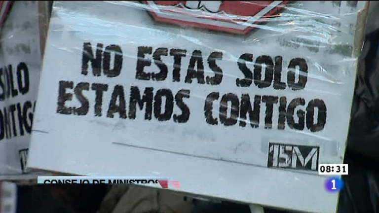 Telediario - 8.30 horas - 09/03/12