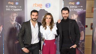 Telediario - Los protagonistas de 'El final del camino' describen la nueva ficción de La 1