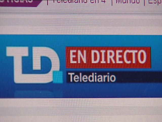Los telediarios en directo en la p gina web for Bankia oficina internet entrar directo