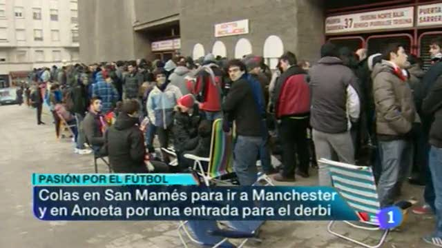 Telenorte País Vasco - 01/03/12