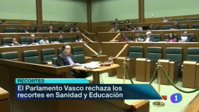 Telenorte País Vasco - 03/05/12