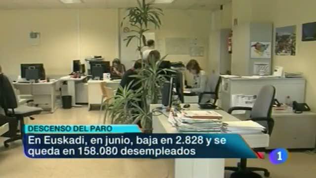 Telenorte País Vasco - 03/07/12