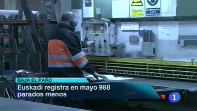 Telenorte País Vasco - 04/06/12