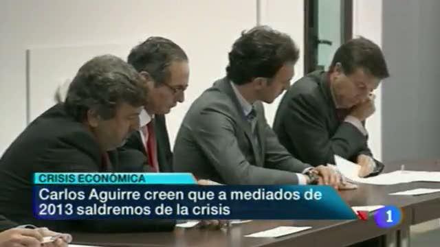 Telenorte País Vasco - 05/07/12