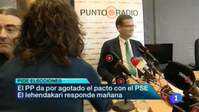 Telenorte País Vasco - 07/05/12