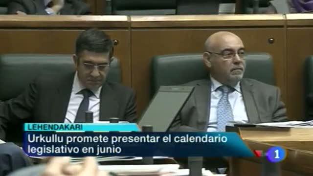 Telenorte País Vasco - 09/05/13