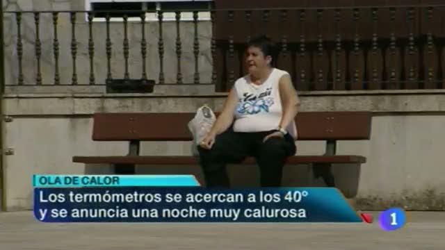 Telenorte País Vasco - 09/08/12