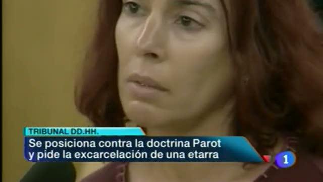 Telenorte País Vasco - 10/07/12