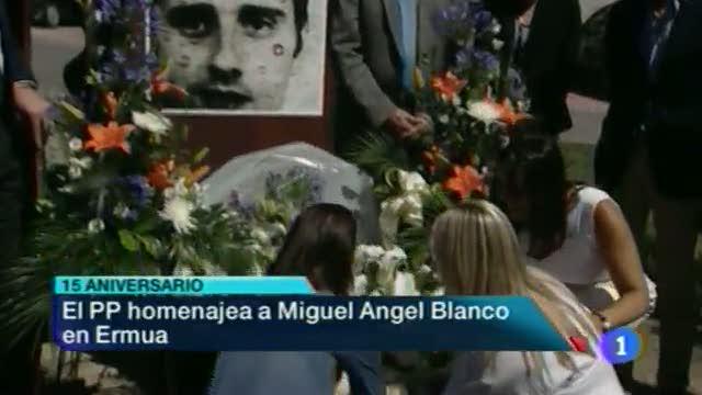 Telenorte País Vasco - 12/07/12