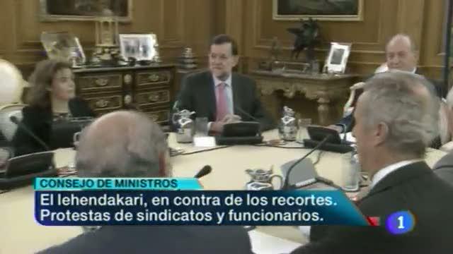 Telenorte País Vasco - 13/07/12