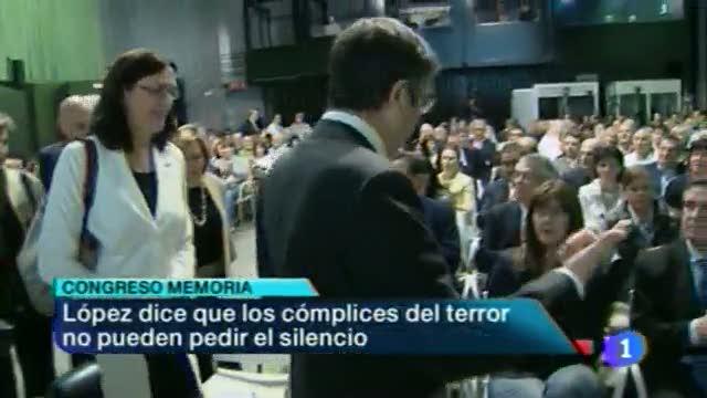 Telenorte País Vasco - 14-05-2012