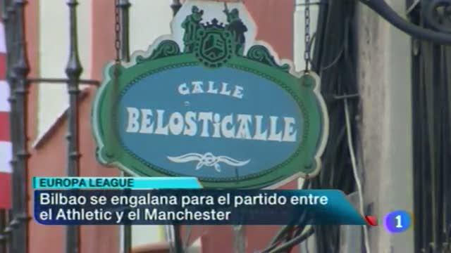 Telenorte País Vasco - 15/03/12