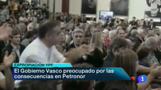Telenorte País Vasco - 17/04/12