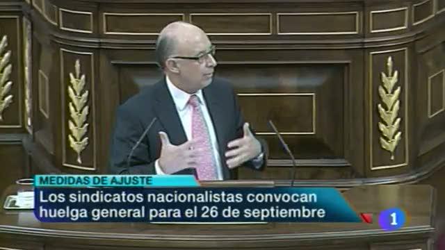 Telenorte País Vasco - 19/07/12