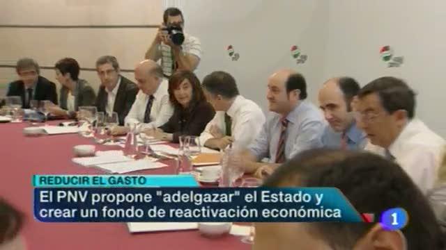 Telenorte País Vasco - 20/07/12