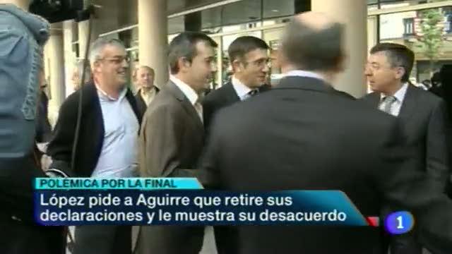 Telenorte País Vasco - 23/05/12