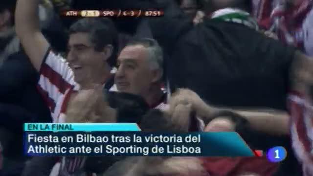 Telenorte País Vasco - 27/04/12