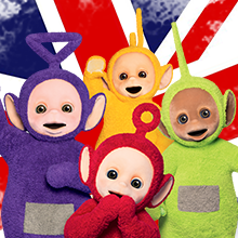 Teletubbies en inglés