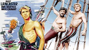 'El temible burlón', Burt Lancaster y el mejor cine de a