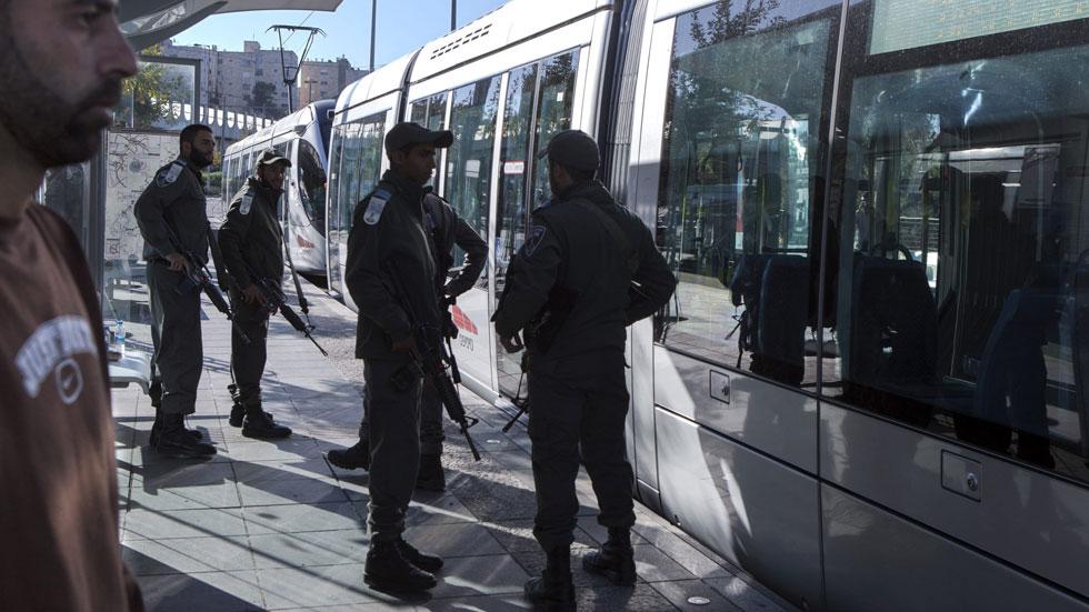 Temor israelí a una tercera Intifada tras la oleada de atropellos en Jerusalén