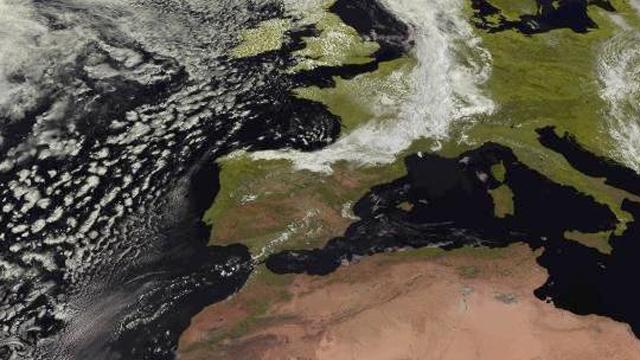 Temperaturas altas en castilla la mancha andaluc a y - El tiempo en el valles oriental ...
